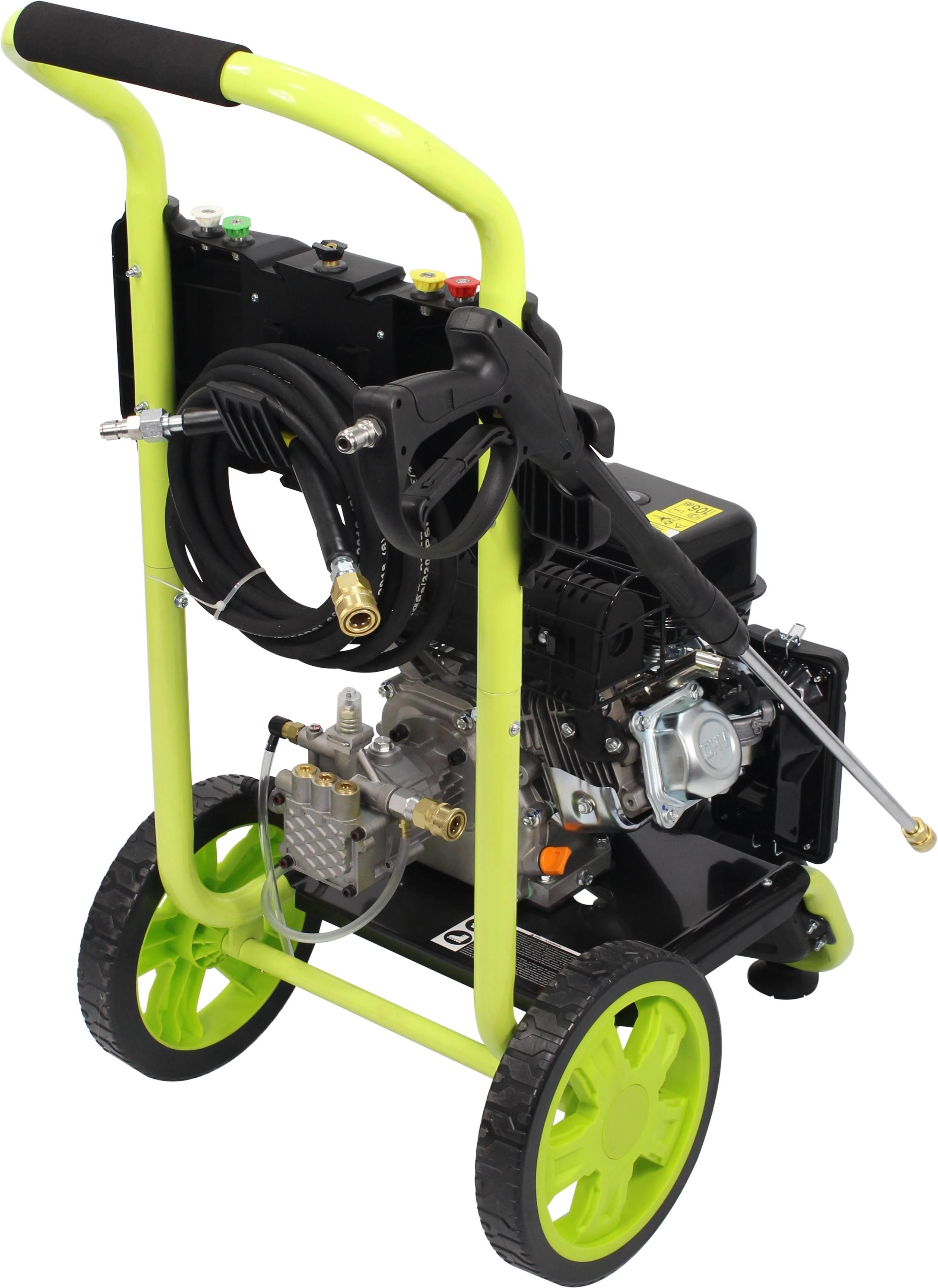 Limpiador de alta presión 6.5HP, 200Bar - SAURIUM