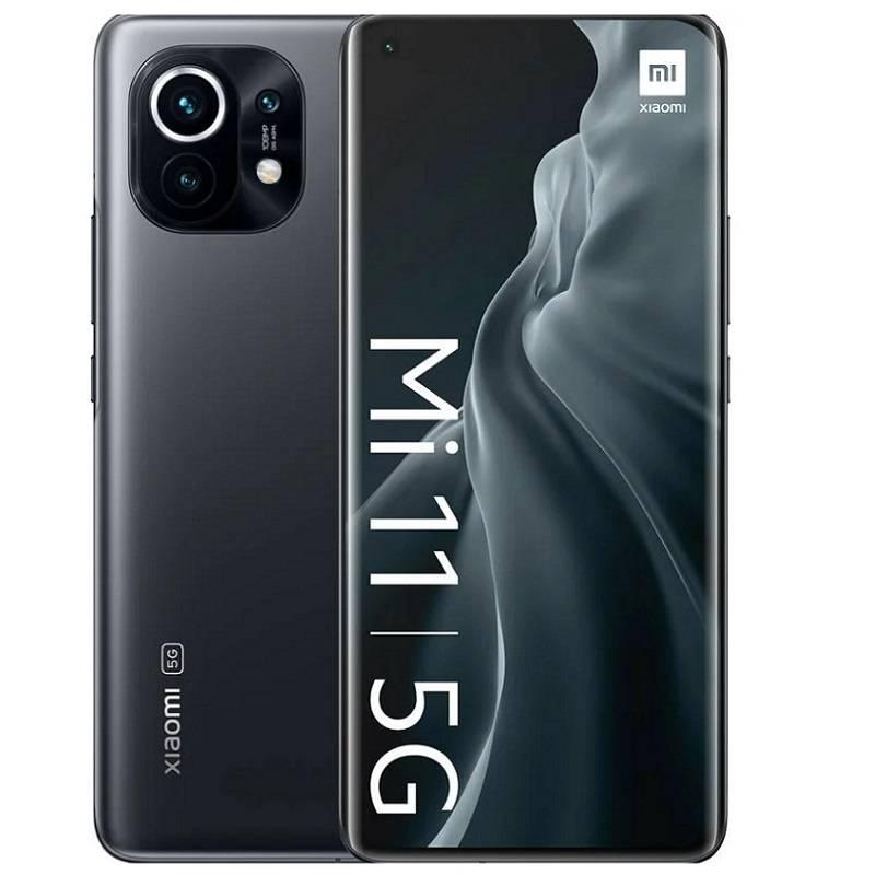 Xiaomi Mi 11 (8 Go / 256 Go noir