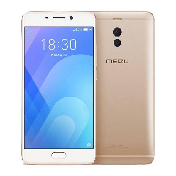 """Smartphone Meizu M6 NOTE 5,5"""" Octa Core 32 GB 3 GB RAM Dourado"""