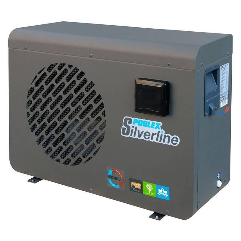 Poolex Silverline pompe à chaleur pour piscine